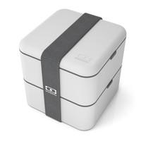 thumb-Bento Box Square (Coton)-1