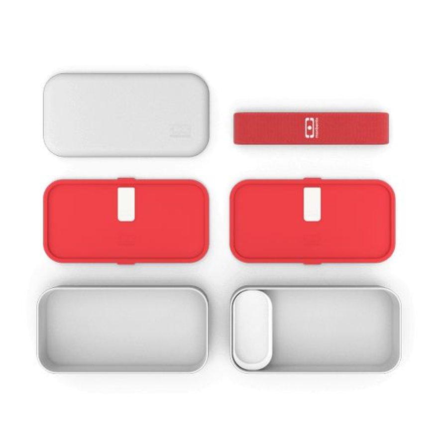 Bento Box Original (Coton/Rood)-3