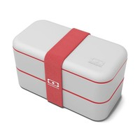 thumb-Bento Box Original (Coton/Rood)-1