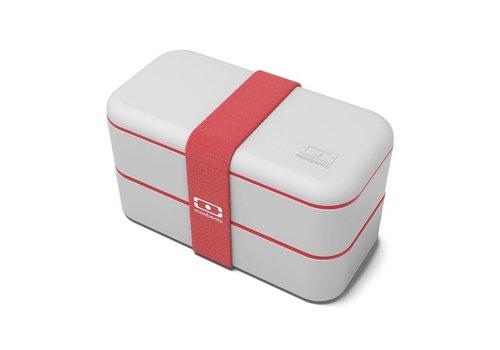 Monbento Bento Box Original (Coton/Rood)