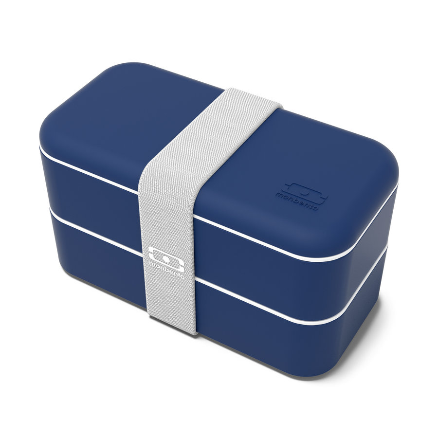 Bento Box Original (Navy)-1
