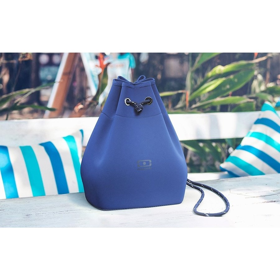 Insulated E-zy Bento Bag (Blue Navy)-3