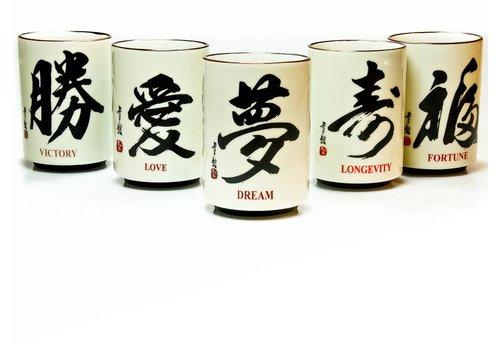 Tokyo Design Studio Mugs Characters (5-Set)