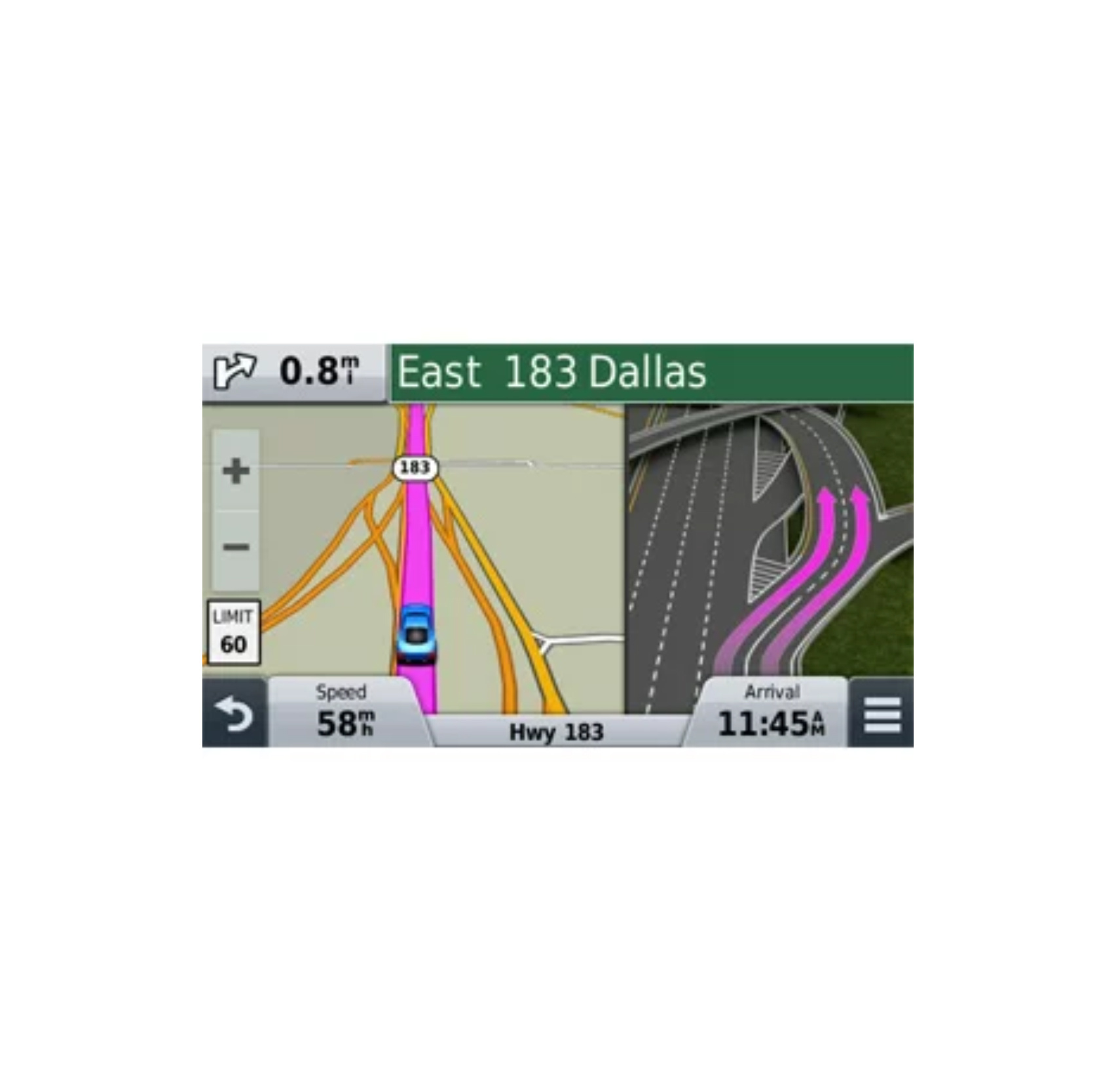GARMIN Garmin Fleet 660 navigatie