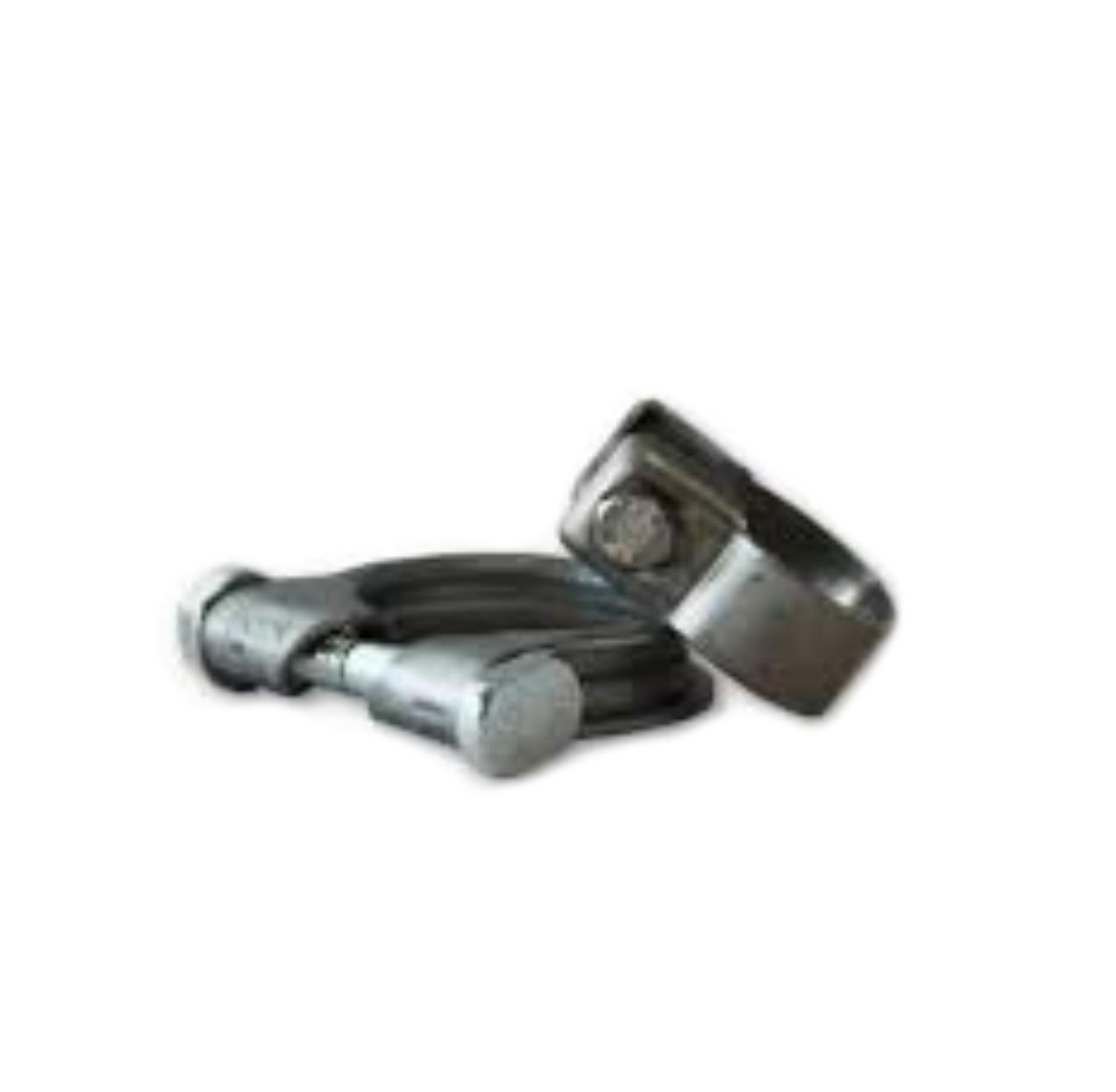 Uitlaatklem 38-41 mm Webasto