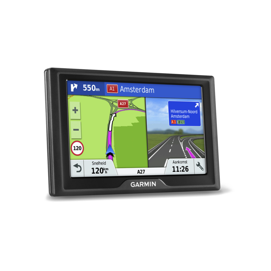 Garmin Drive 51 EU LMT-S 5-inch navigatiesysteem-3