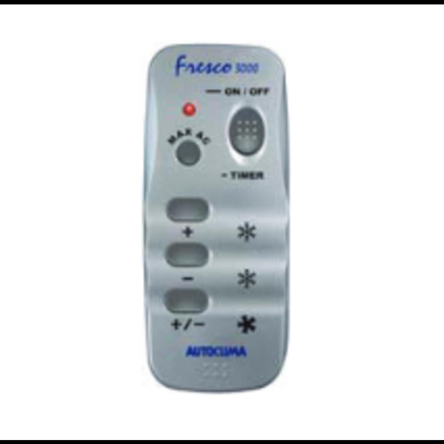 Autoclima Fresco 3000 afstandsbediening-1