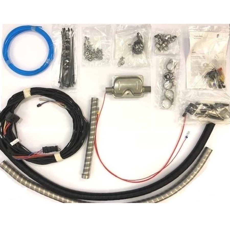 Eberspächer Airtronic D4L MII Commercial inbouwset-2