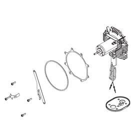 Webasto Webasto motor AT Evo 40/55 12/24v
