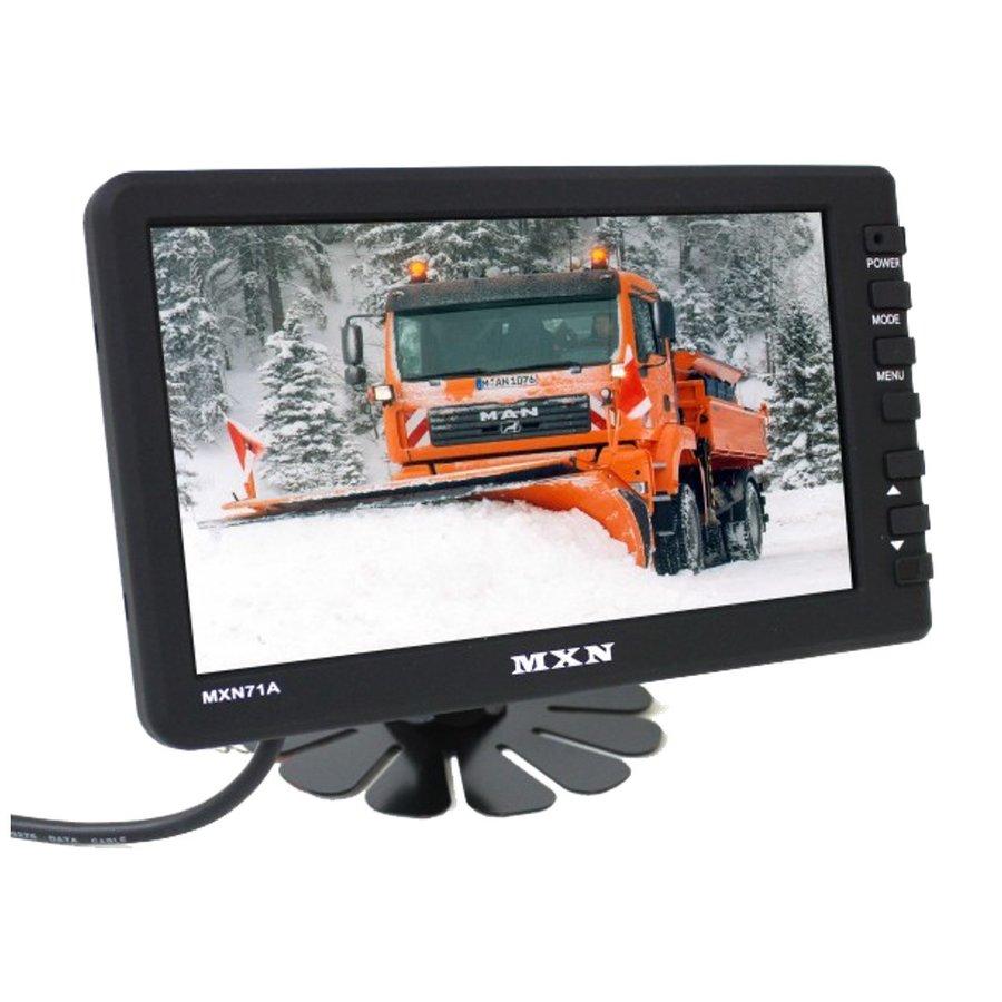 MXN 71A Monitor Digital LCD 7-inch-1