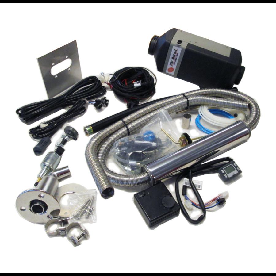 RV-Heating Airo2 Boot Set 12V Diesel-1
