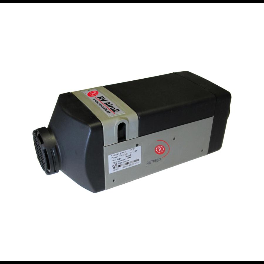RV-Heating Airo2 Boot Set 24V Diesel-2