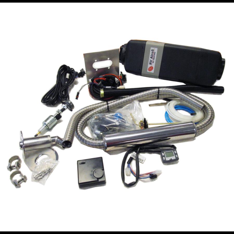RV-Heating Airo5 Boot Set 12V Diesel-1