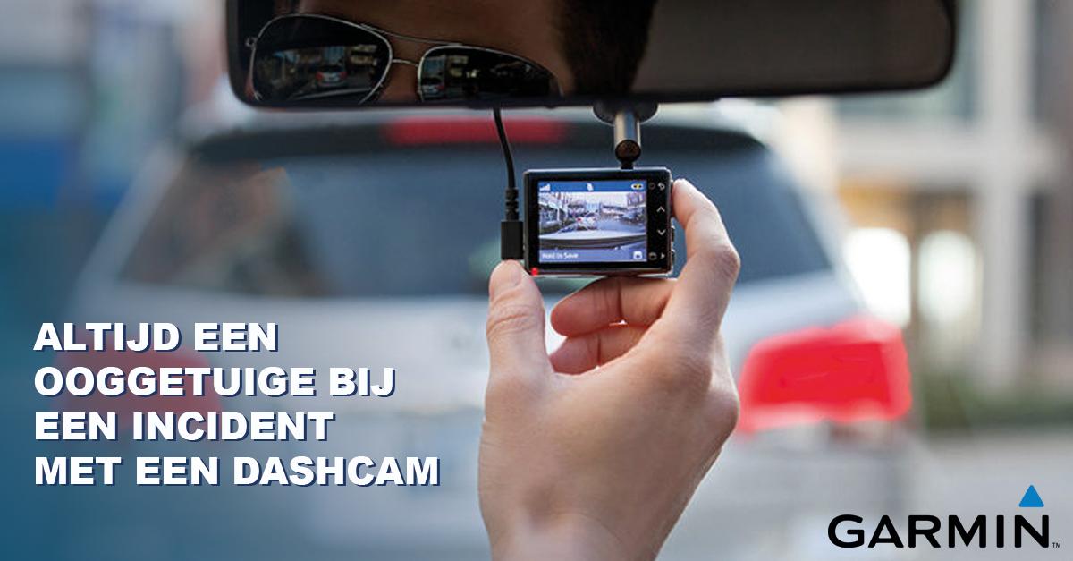 Compacte dashcams voor elk voertuig