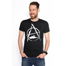 Atticus Clothing ATCS Geoff T-Shirt Black