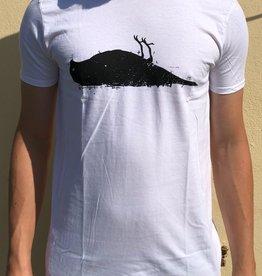 Atticus Clothing Bird T-Shirt white