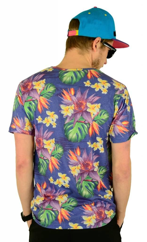 Hype Treetops Flowers T-Shirt Multi