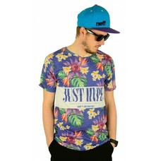 Hype Treetops Flowers T-Shirt Multi