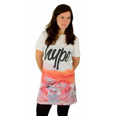 Hype Sunset Mountain Tee Dress Multi