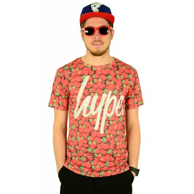 Hype Strawberries T-Shirt Multi