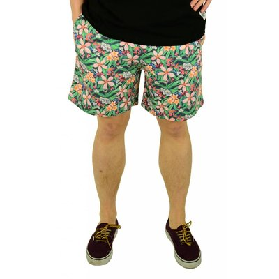 Hype Spiral Blossom Shorts Multi