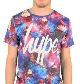 Hype Space Cupcakes T-Shirt Multi