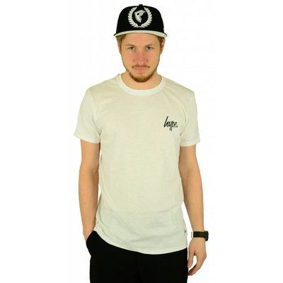 Hype Local Suppliers T-Shirt White