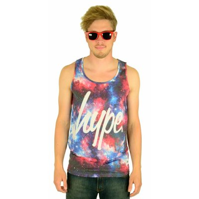 Hype Intergalactic Tank Top Multi