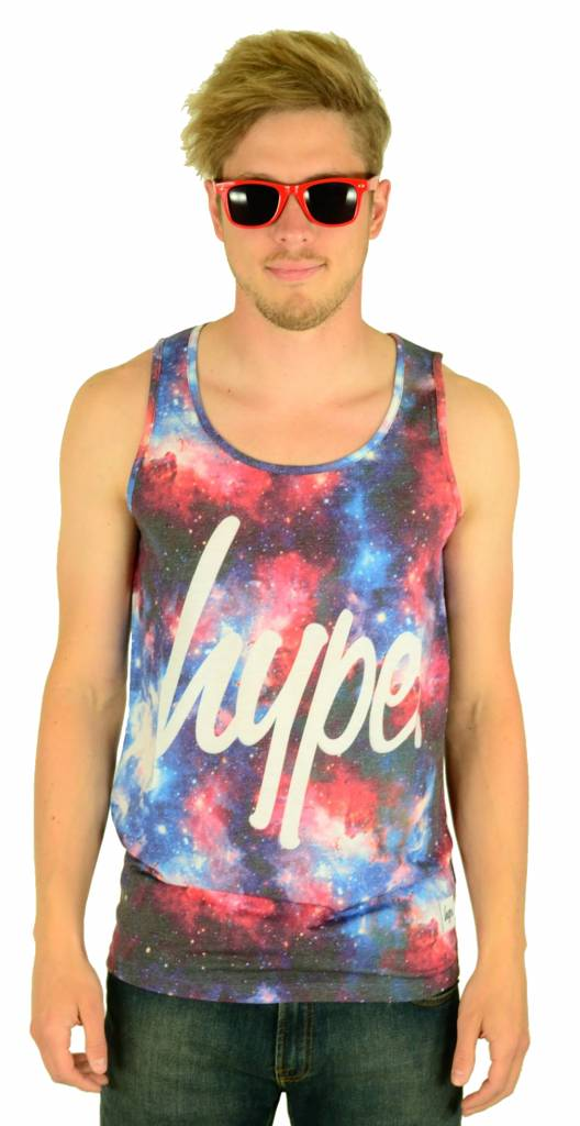 Hype Intergalactic Tank Top Multi