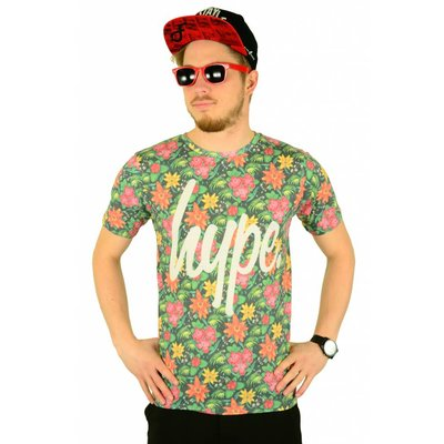 Hype Flourishing Garden T-Shirt Multi