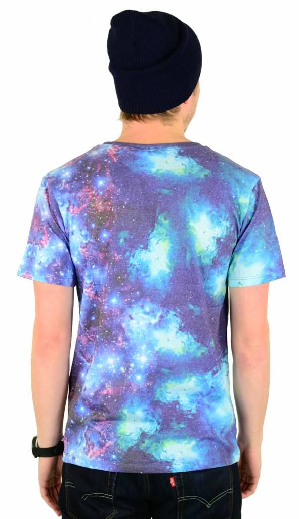 Hype Double Nebula T-Shirt Multi
