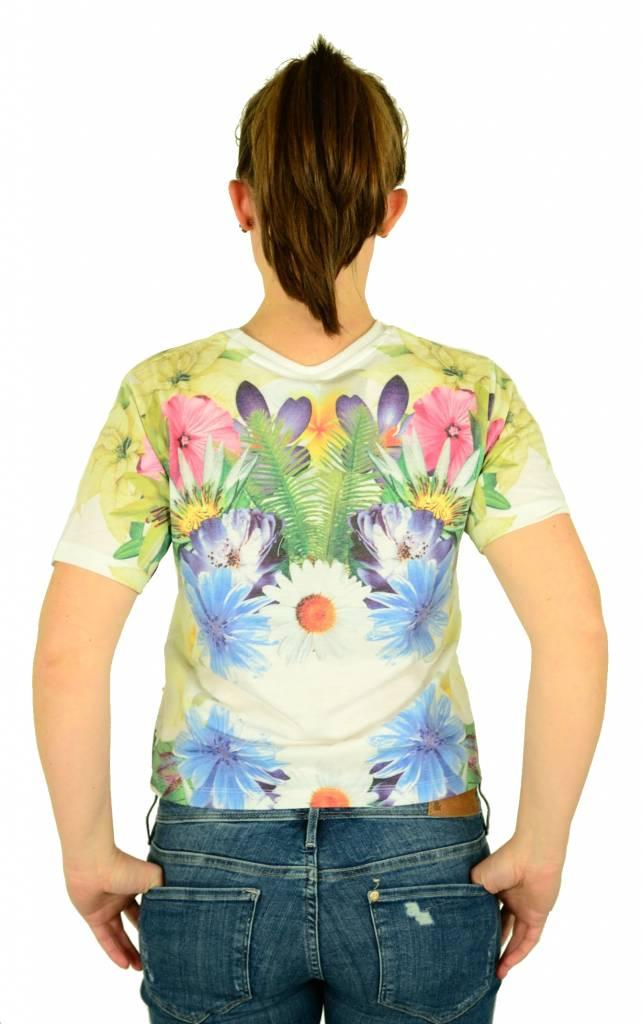 Hype Bay Breeze kurzes T-Shirt Multi