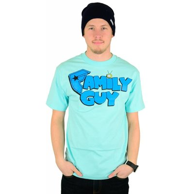 Famous Stars and Straps X Family Guy Fam T-Shirt Mint