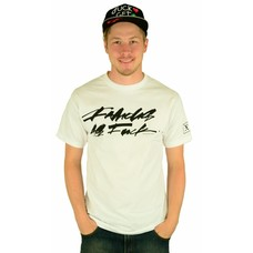 Famous Stars and Straps Slick FAF T-Shirt White