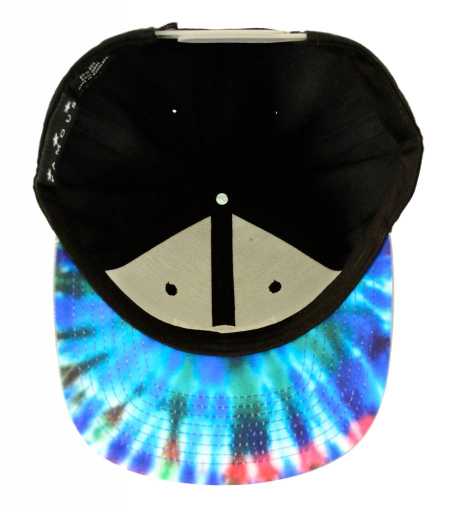 Famous Stars and Straps Faders Snapback Cap Black