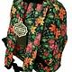 Hype Flourishing Garden Backpack Multi
