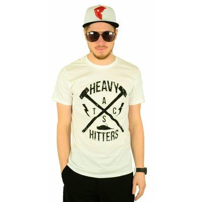 Atticus Clothing Heavy Hitters T-Shirt White