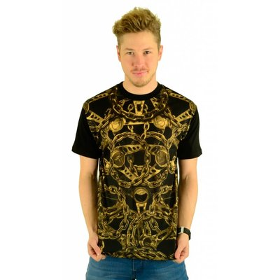 Famous Stars and Straps For the Lo Lo T-Shirt Black