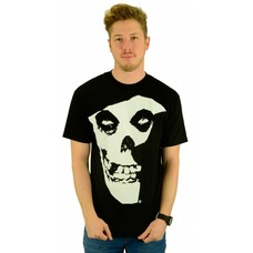 Famous Stars and Straps Misfits Badge T-Shirt Black