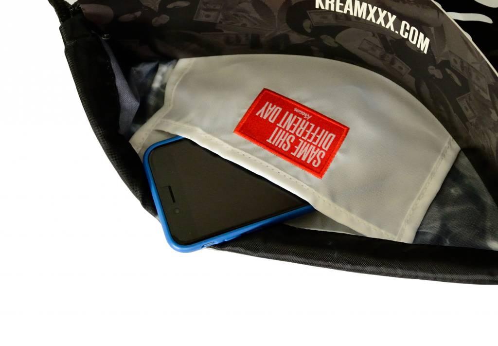 Kream Cocaine Bag Red/White