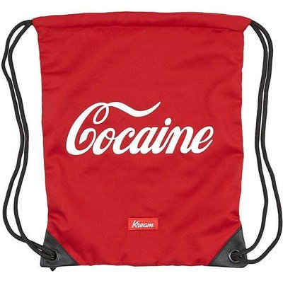 Kream Cocaine Bag Red/White