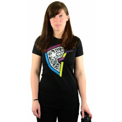 Famous Stars and Straps Oh na na Boh Crew-Neck T-Shirt Black
