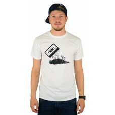 Atticus Clothing Hometaping T-Shirt White