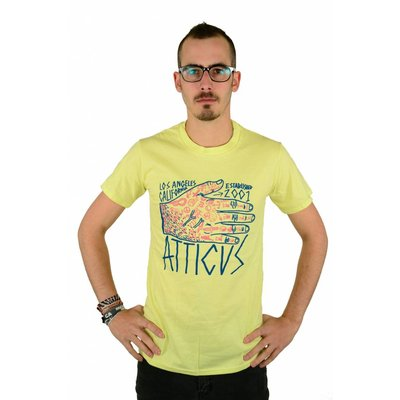 Atticus Clothing Tattoo Hand T-Shirt Lemon