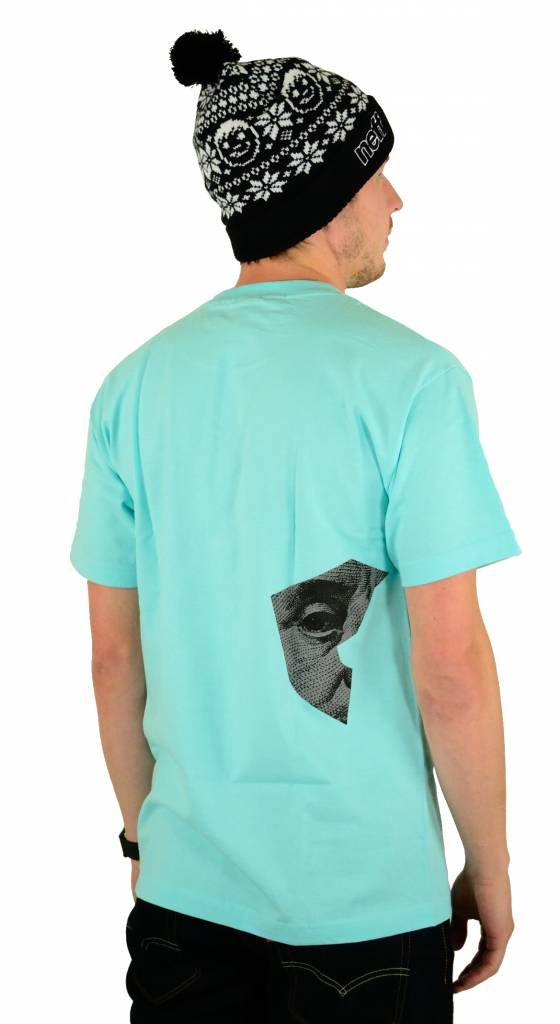Famous Stars and Straps Heavy Roots T-Shirt Mint