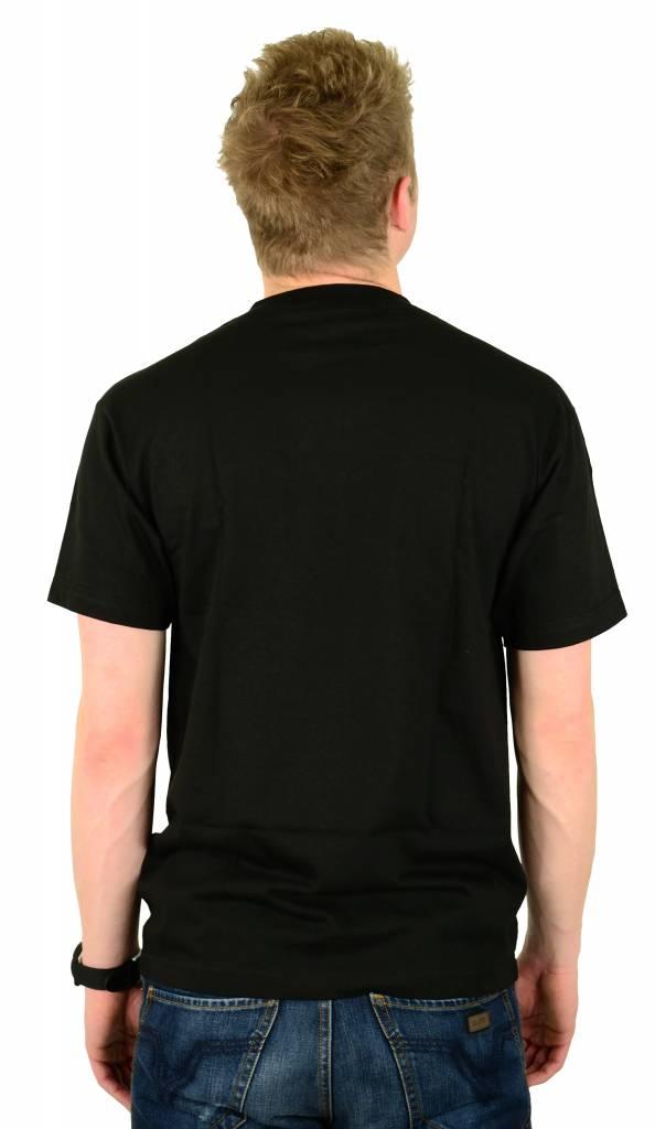 Famous Stars and Straps Smoke Boh T-Shirt Black