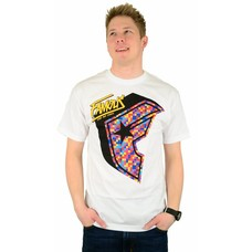 Famous Stars and Straps Rubix Boh T-Shirt White