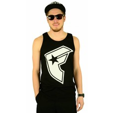 Famous Stars and Straps OG Boh Tank Top Black