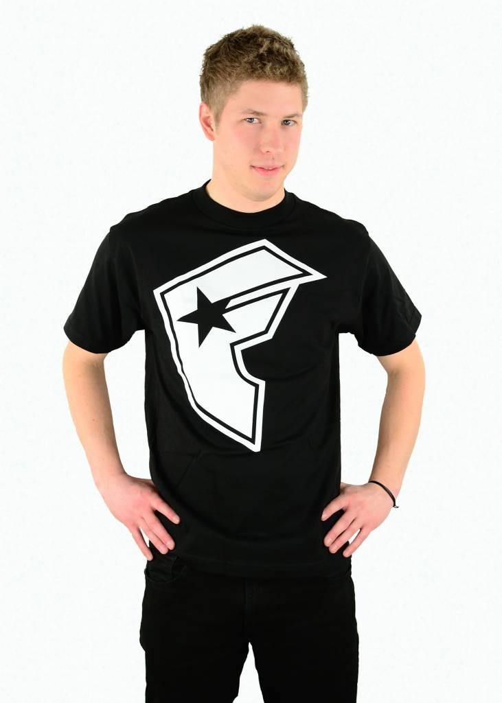 Famous Stars and Straps OG Boh T-Shirt Black/White