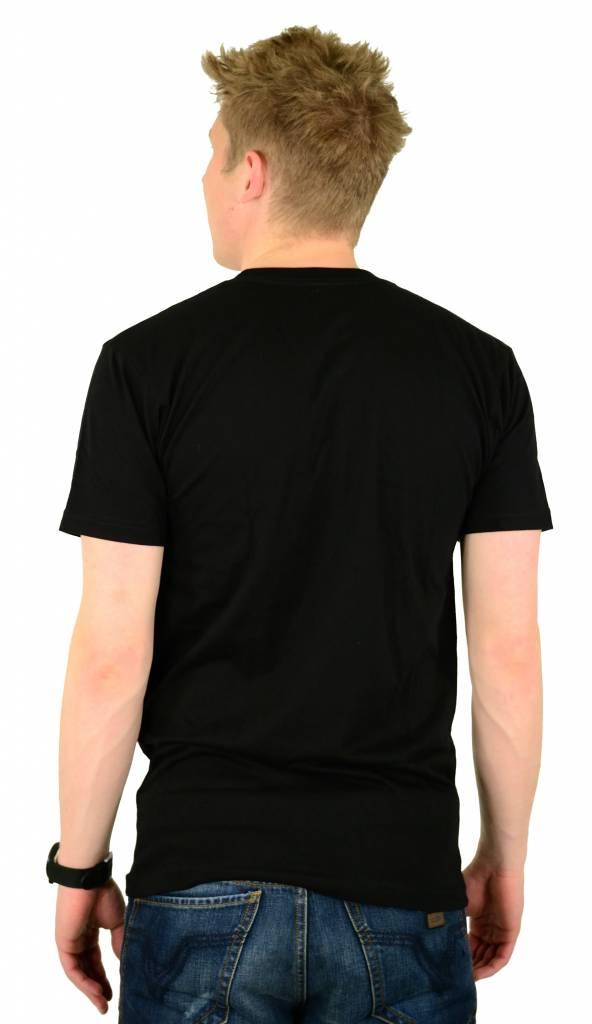 Famous Stars and Straps Native T-Shirt Black/Tan